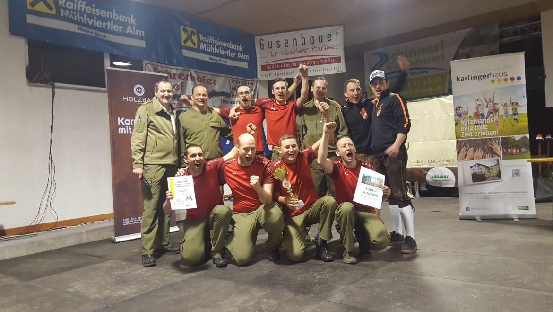 Sieg bei Kuppelcup in Mönchdorf