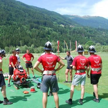 Trainingslager in Osttirol