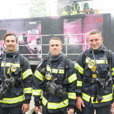 Atemschutz-Heiß Ausbildung in St. Florian